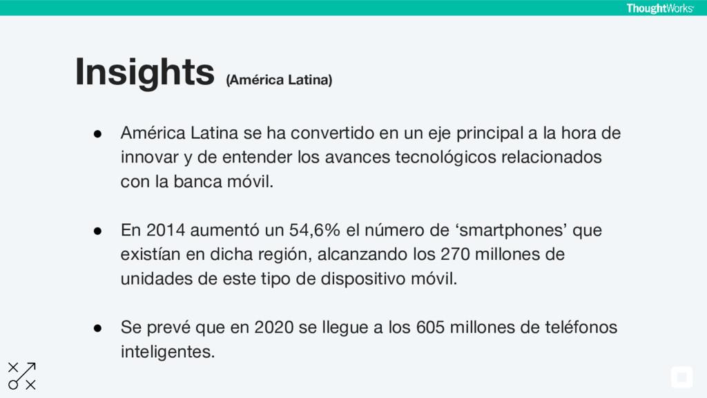 Insights (América Latina) ● América Latina se h...