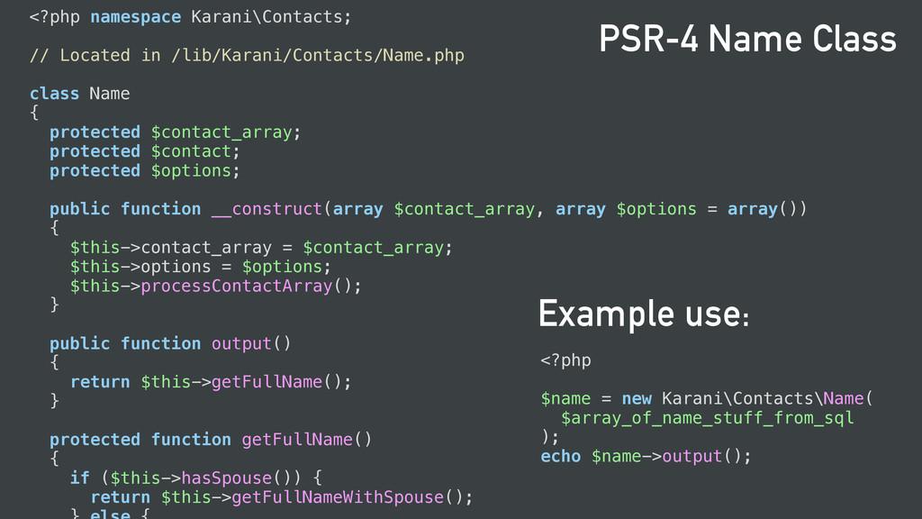 <?php namespace Karani\Contacts; ! // Located i...