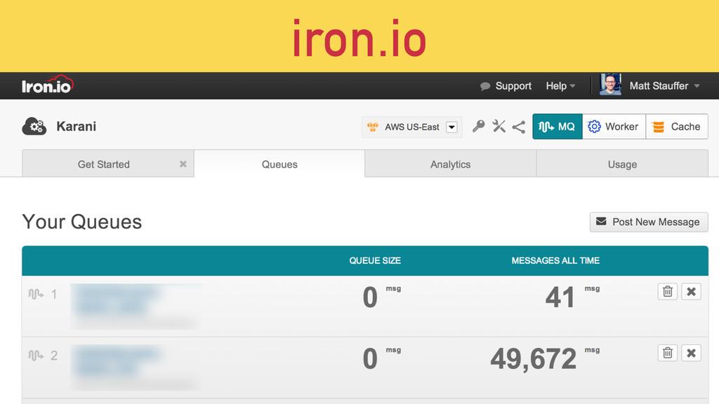 iron.io