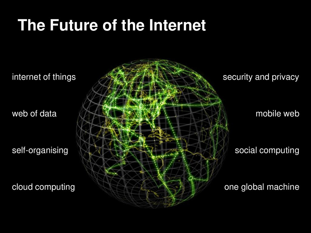 The Future of the Internet internet of things w...