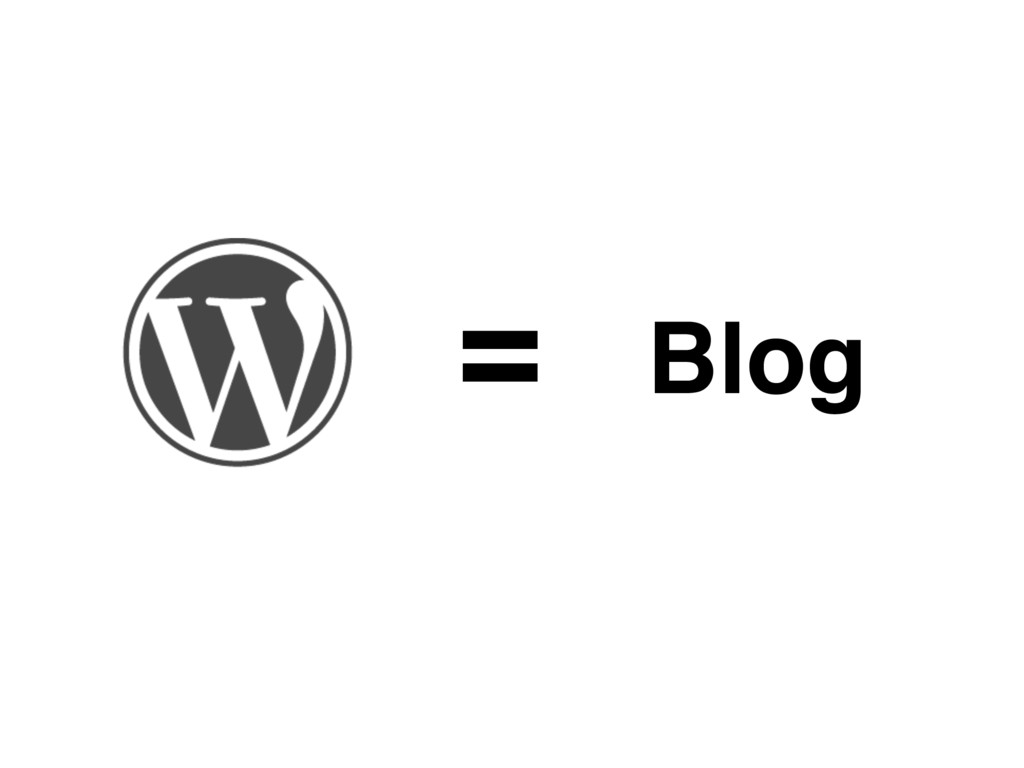 = Blog