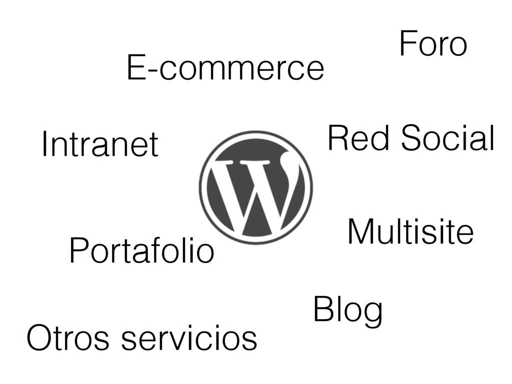 E-commerce Red Social Blog Foro Portafolio Intr...