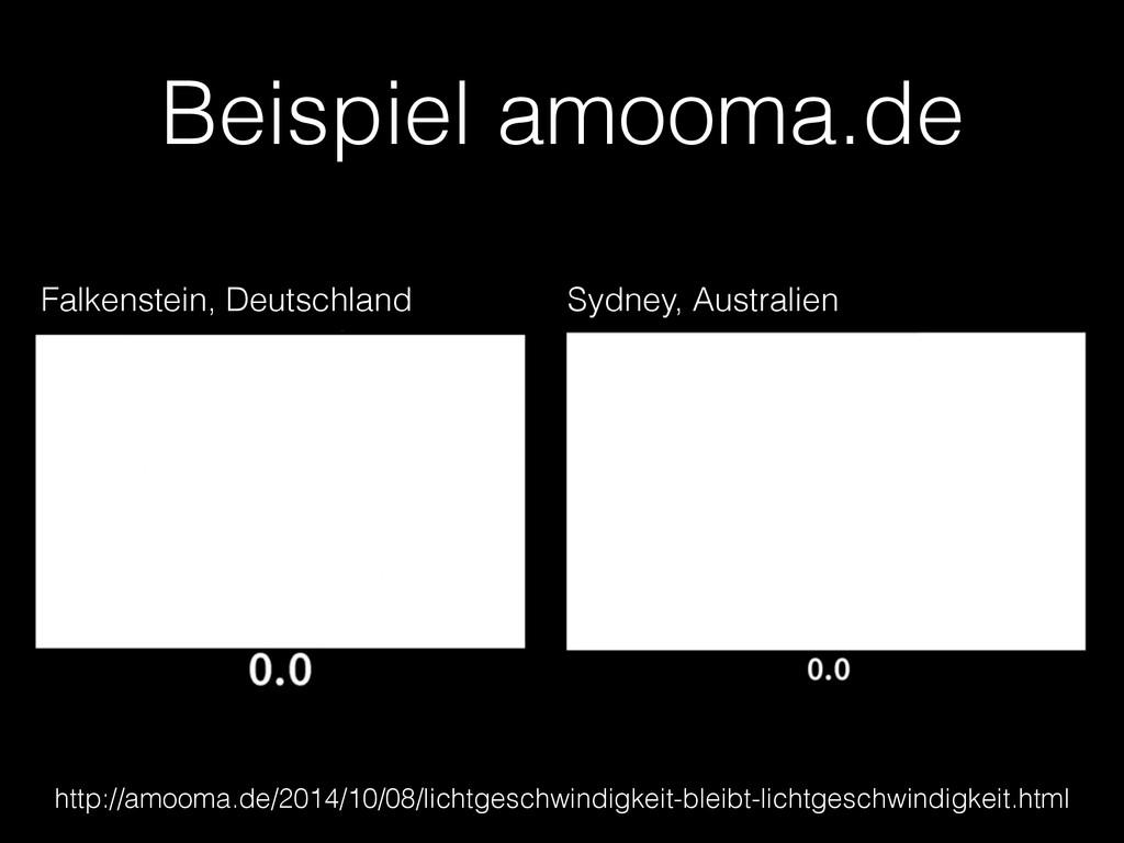 http://amooma.de/2014/10/08/lichtgeschwindigkei...