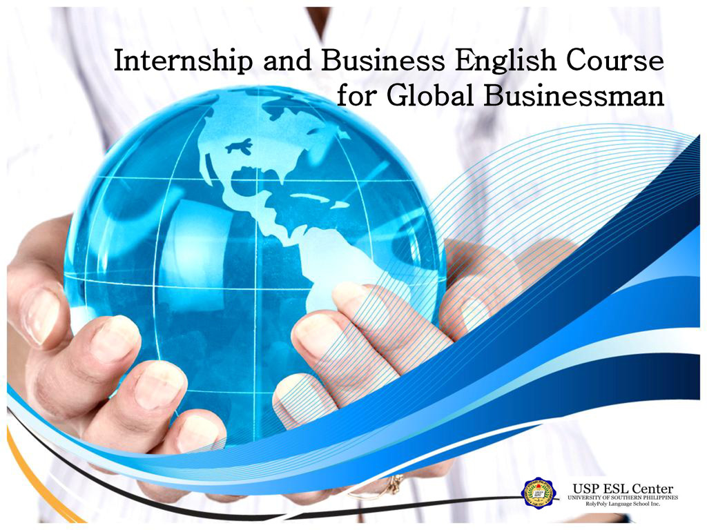 Internship and Business English Course for Glob...