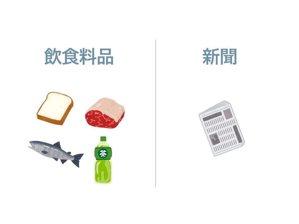 飲食料品 新聞