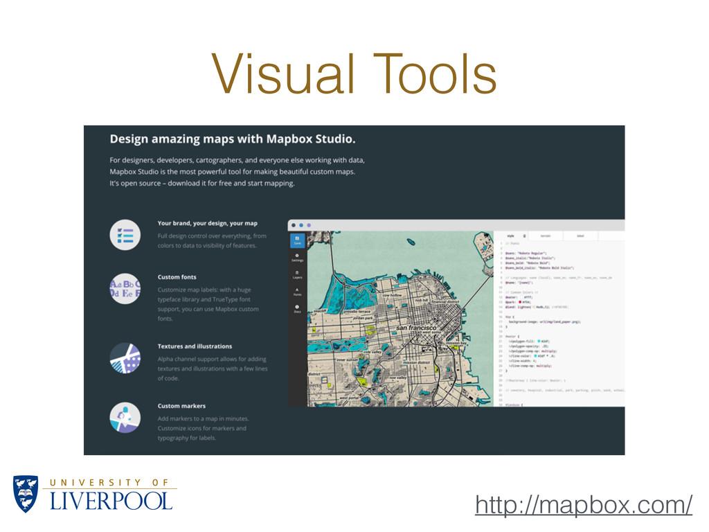 Visual Tools http://mapbox.com/