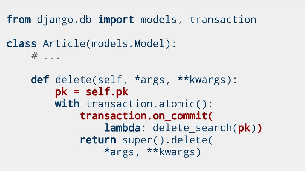 from django.db import models, transaction class...