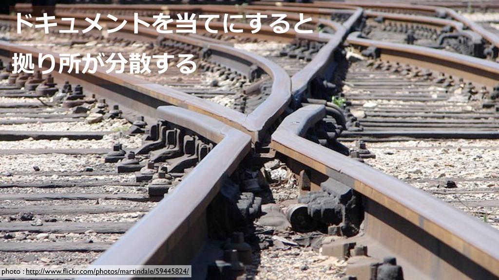 ドキュメントを当てにすると photo : http://www.flickr.com/phot...