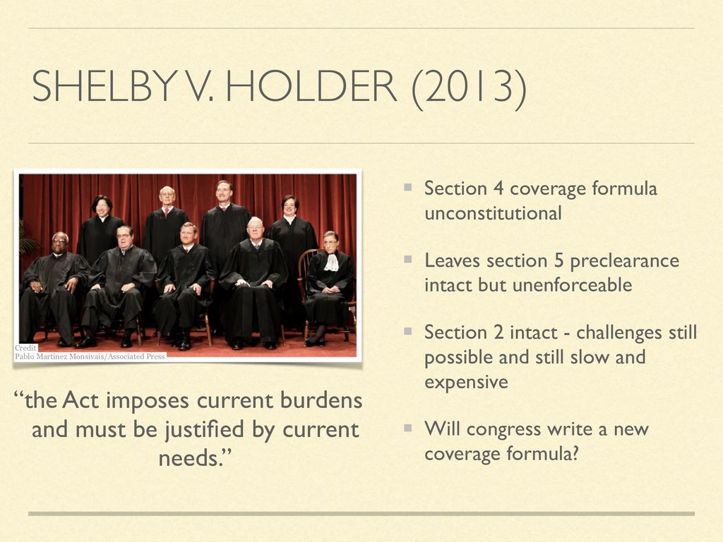 SHELBY V. HOLDER (2013) Section 4 coverage form...
