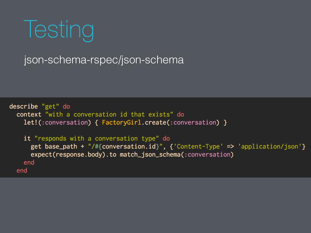 Testing json-schema-rspec/json-schema