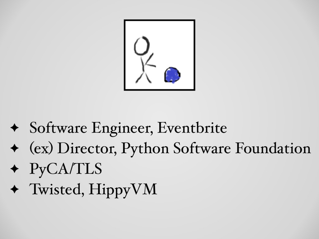 ✦ Software Engineer, Eventbrite ✦ (ex) Director...