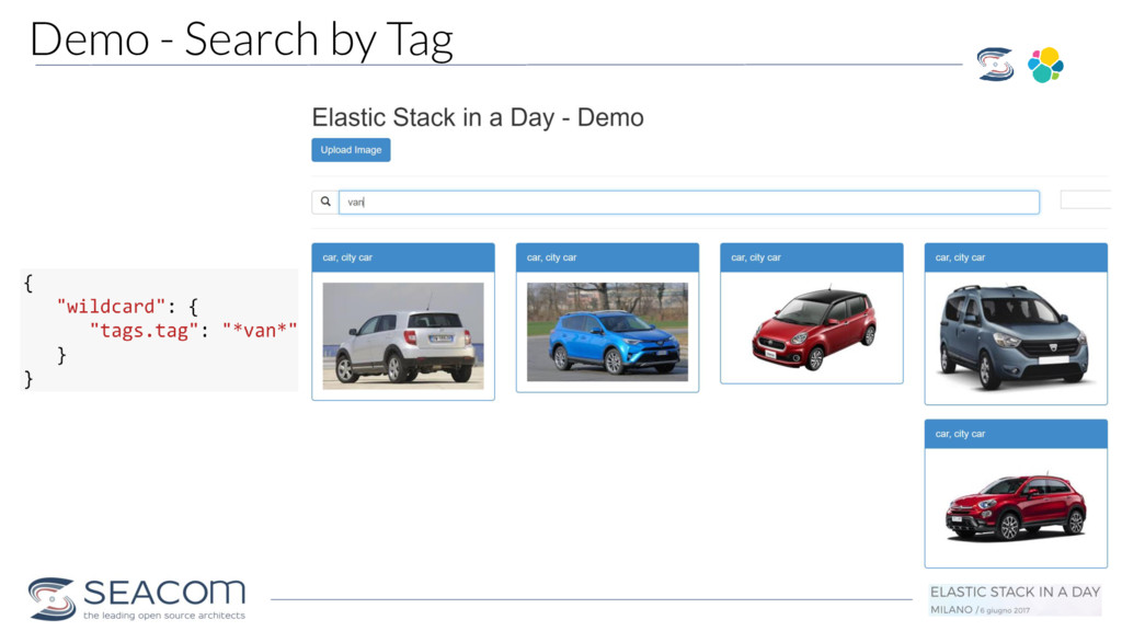 Demo - Search by Tag
