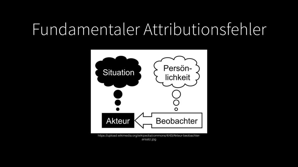 Fundamentaler Attributionsfehler https://upload...