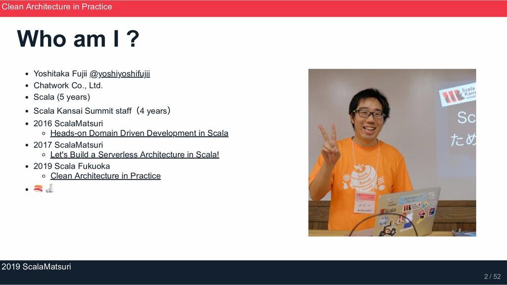 Yoshitaka Fujii @yoshiyoshifujii Chatwork Co., ...