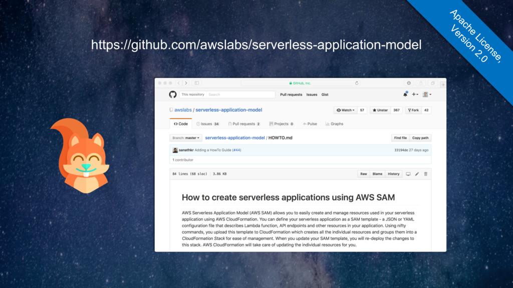 https://github.com/awslabs/serverless-applicati...