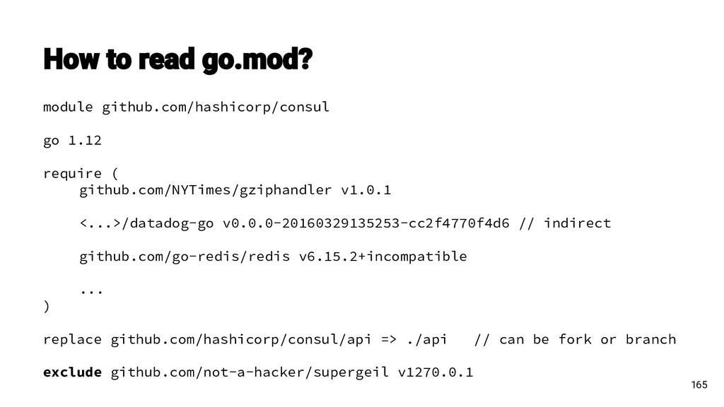 165 module github.com/hashicorp/consul go 1.12 ...