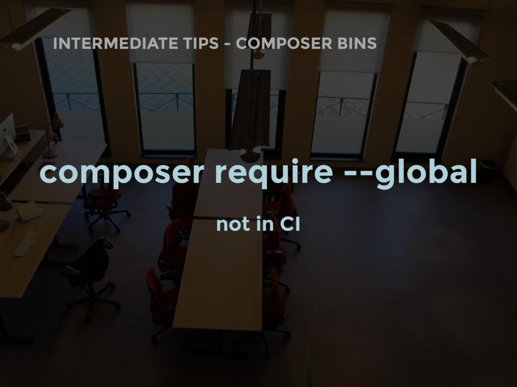 INTERMEDIATE TIPS - COMPOSER BINS composer requ...
