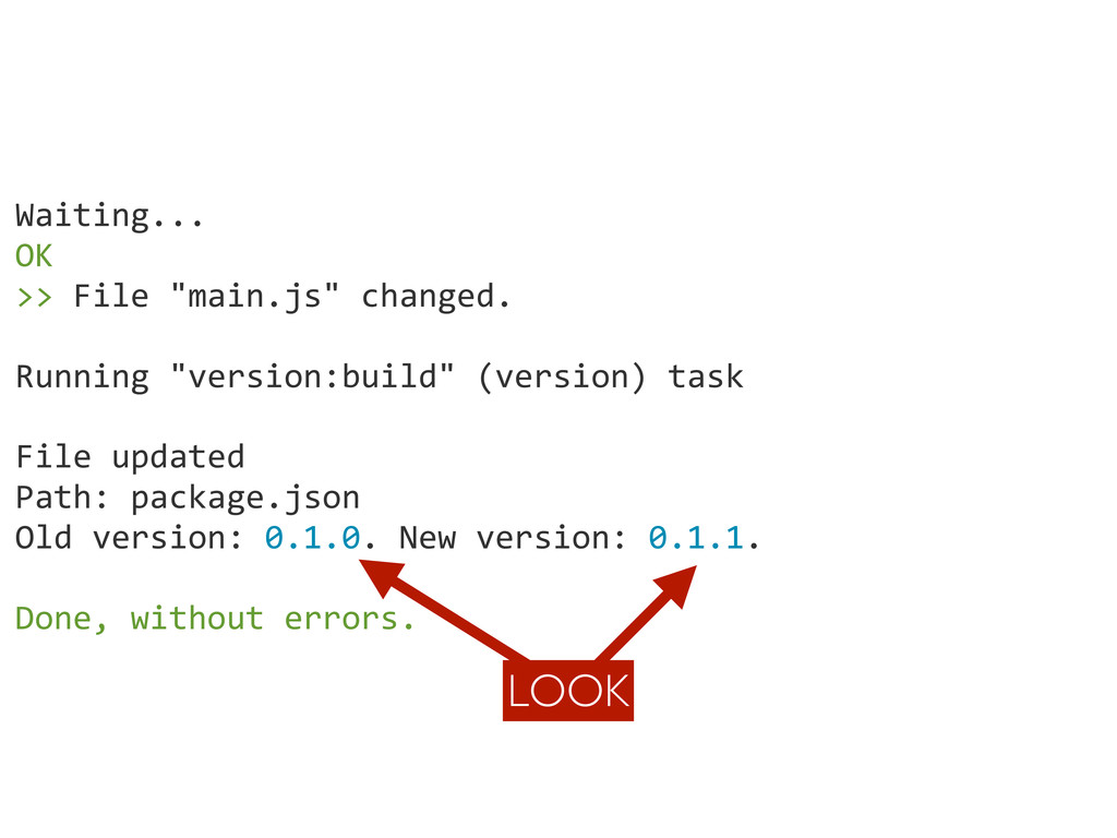 File updated Path: package.json Old ve...