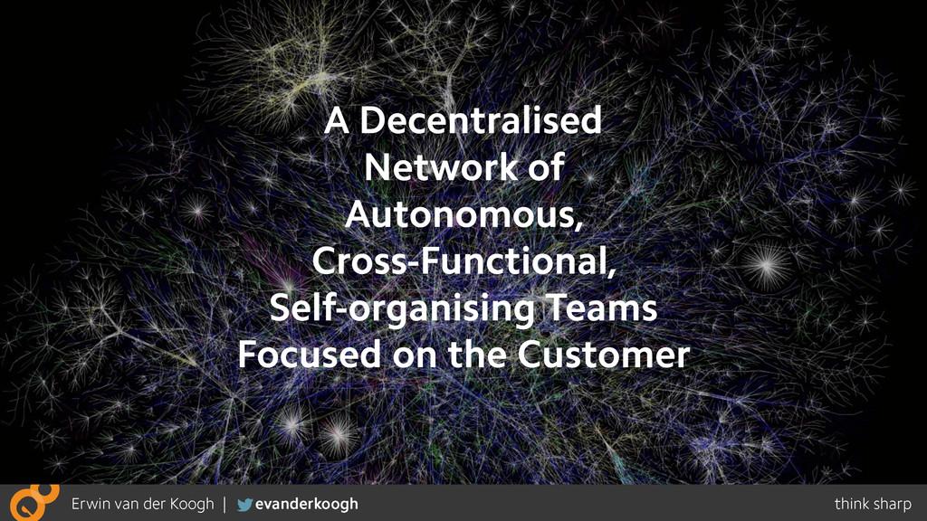 A Decentralised Network of Autonomous, Cross-Fu...