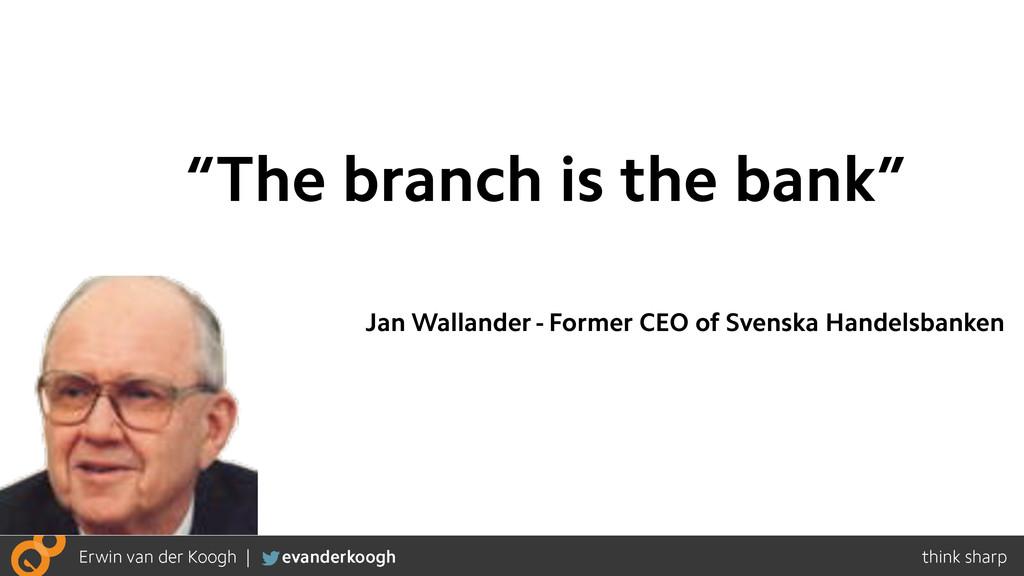 Jan Wallander - Former CEO of Svenska Handelsba...