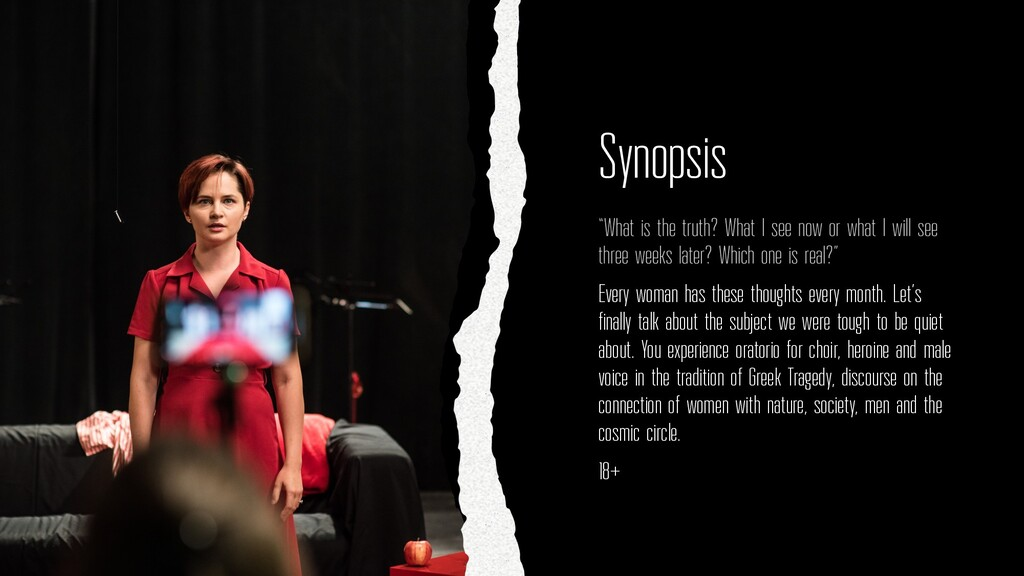 Synopsis Every woman has these thoughts every m...