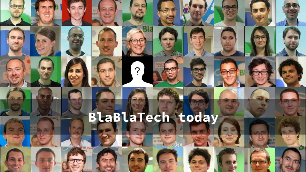 BlaBlaTech today ?
