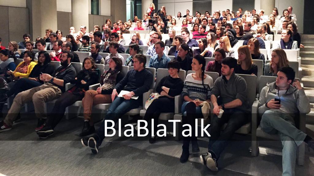 BlaBlaTalk
