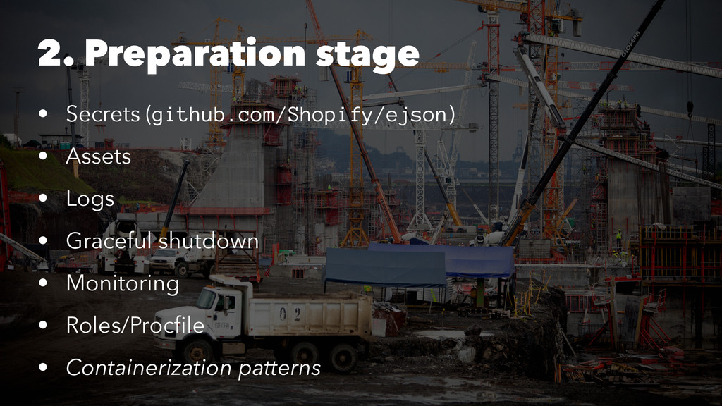 2. Preparation stage • Secrets (github.com/Shop...