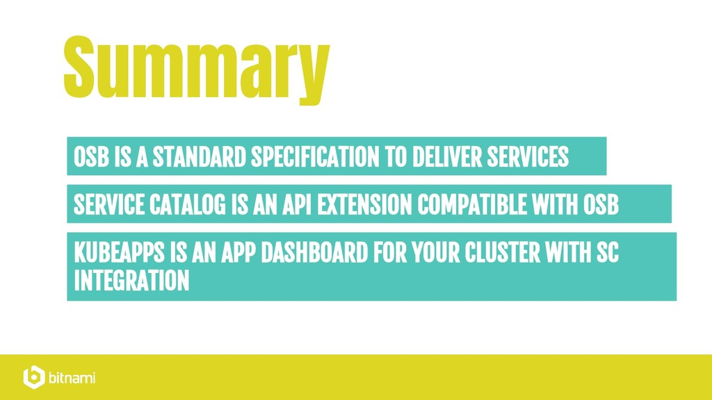 Summary OSB IS A STANDARD SPECIFICATION TO DELI...