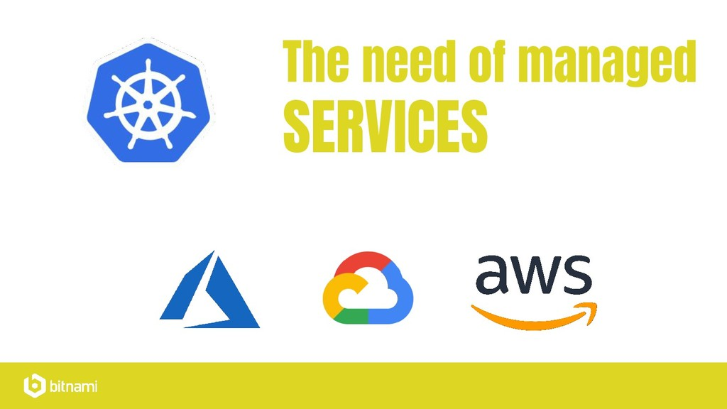 The need of managed SERVICES