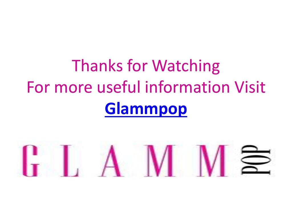 Thanks for Watching For more useful information...