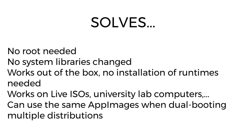 No root needed No system libraries changed Work...