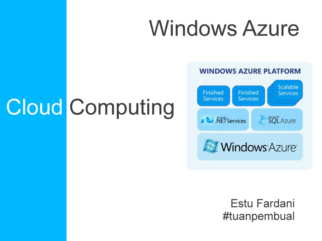 Cloud Computing Estu Fardani #tuanpembual Windo...