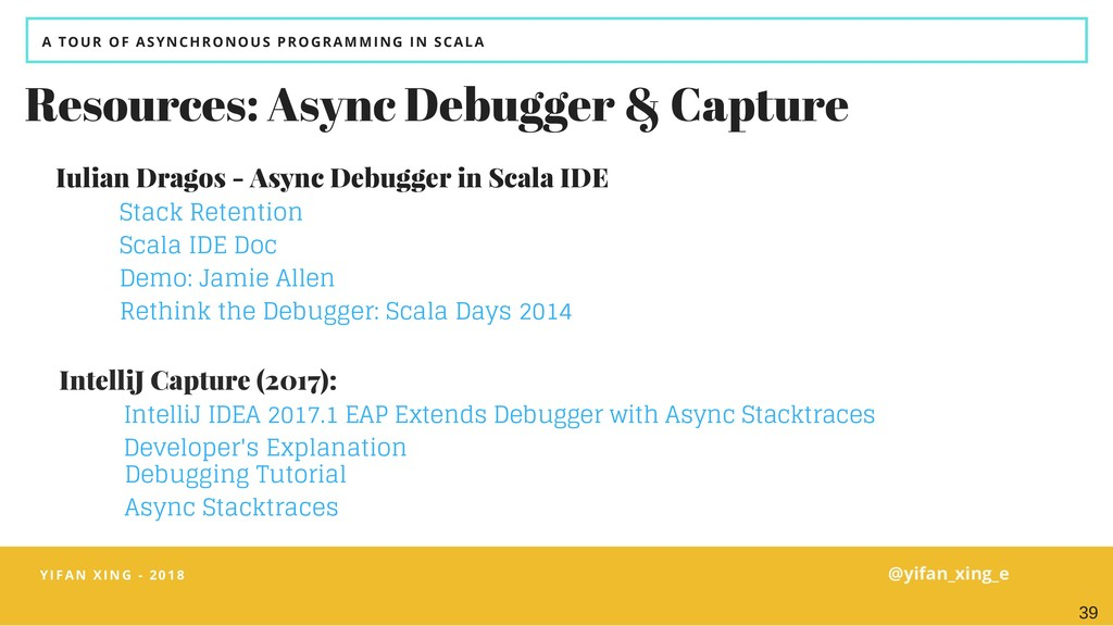 A TOUR OF ASYNCHRONOUS PROGRAMMING IN SCALA Res...