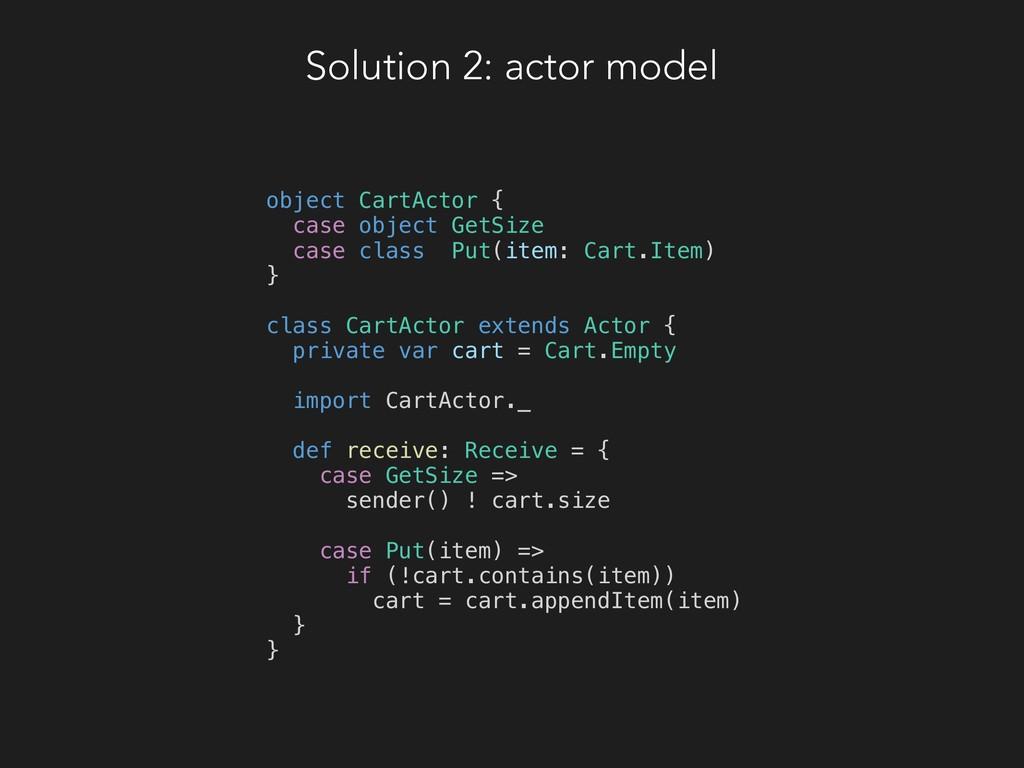 object CartActor { case object GetSize case cla...