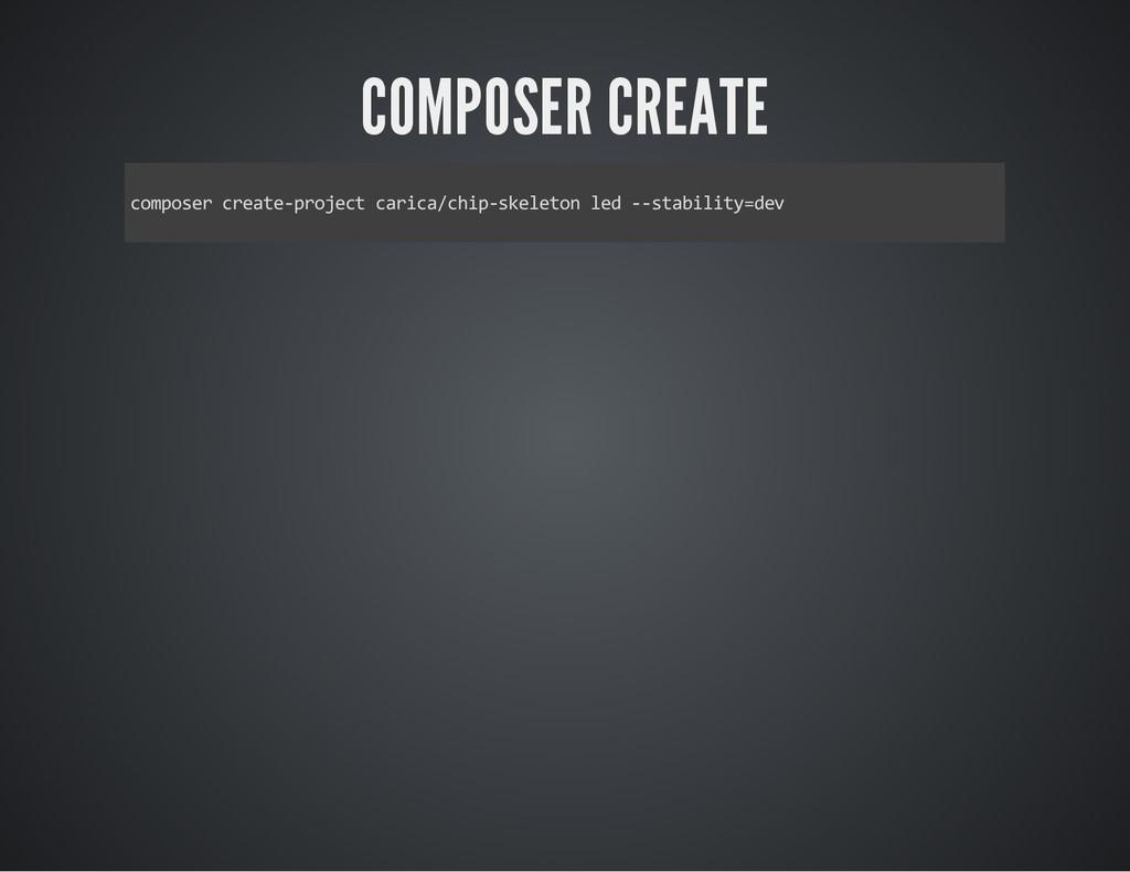 """COMPOSER CREATE …'''•‡""""…""""‡ƒ–‡Ş'""""'Œ‡…–…ƒ""""‹…ƒŵ..."""