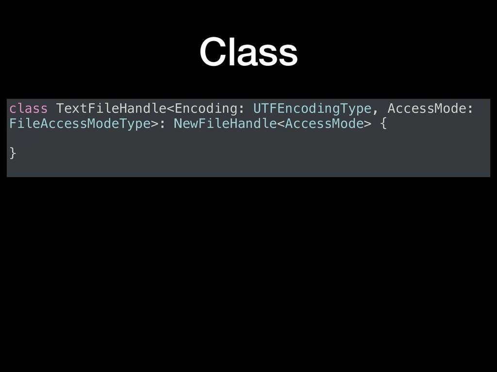 Class class TextFileHandle<Encoding: UTFEncodin...
