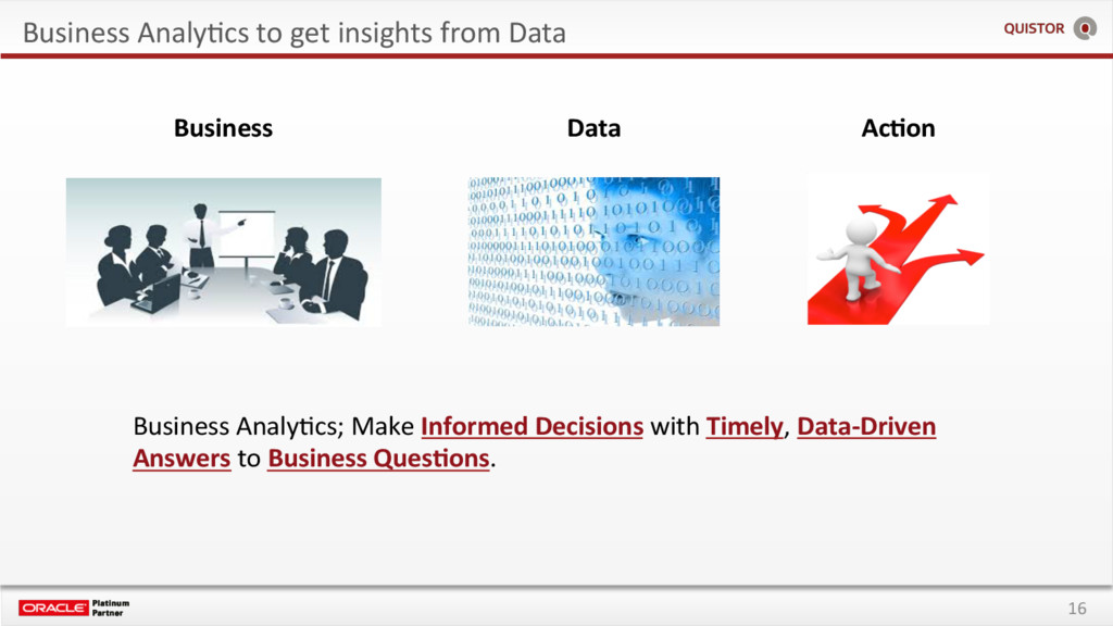 16 Business AnalyEcs to get insights from Data ...