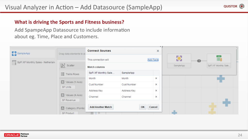 24 Visual Analyzer in AcEon – Add Datasource (S...