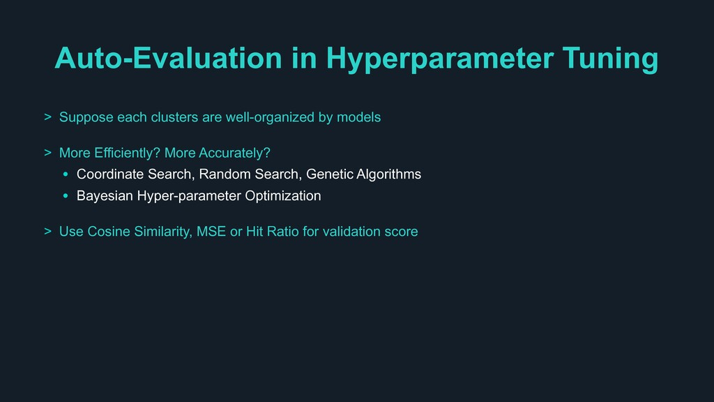 Auto-Evaluation in Hyperparameter Tuning > Supp...