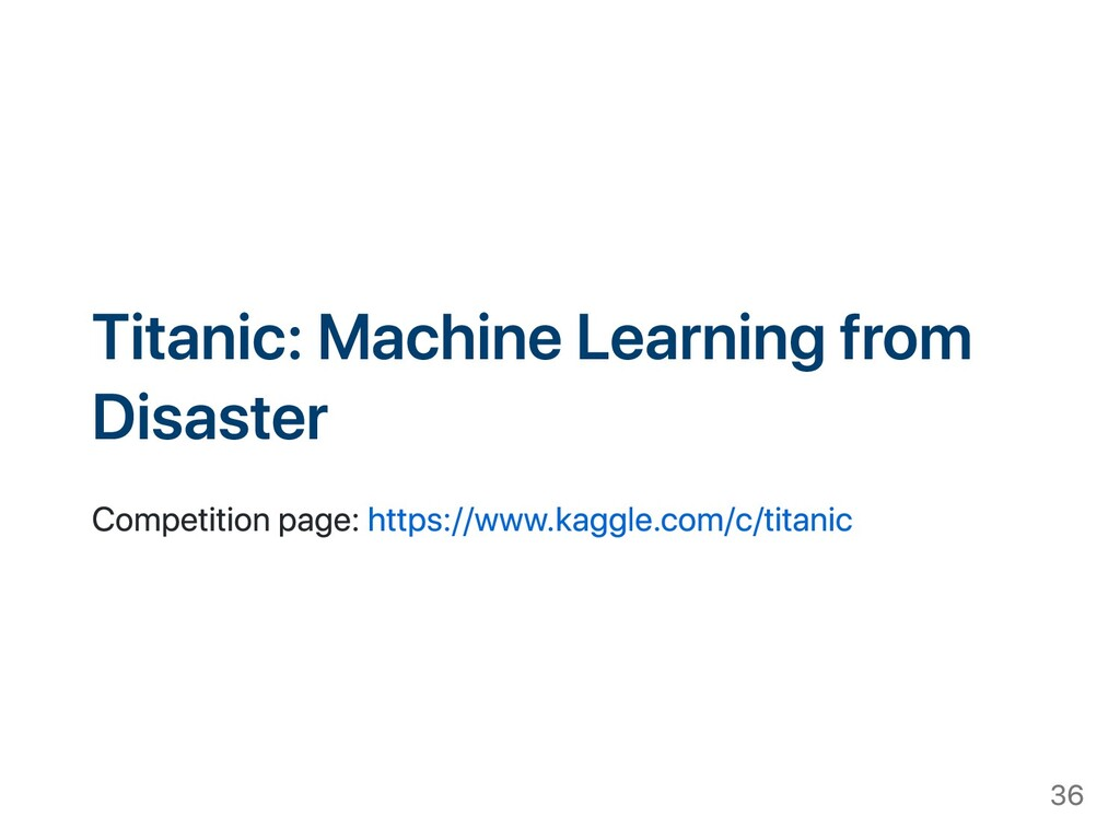 Titanic: Machine Learning from Disaster Competi...