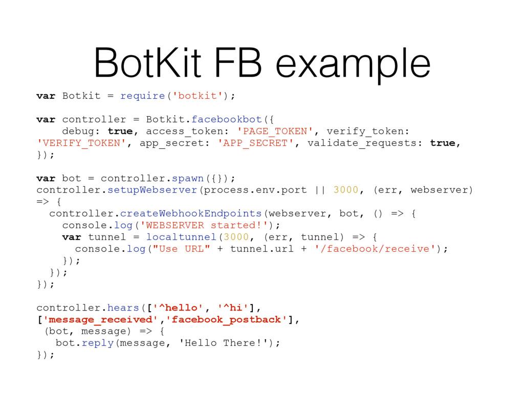 BotKit FB example var Botkit = require('botkit'...