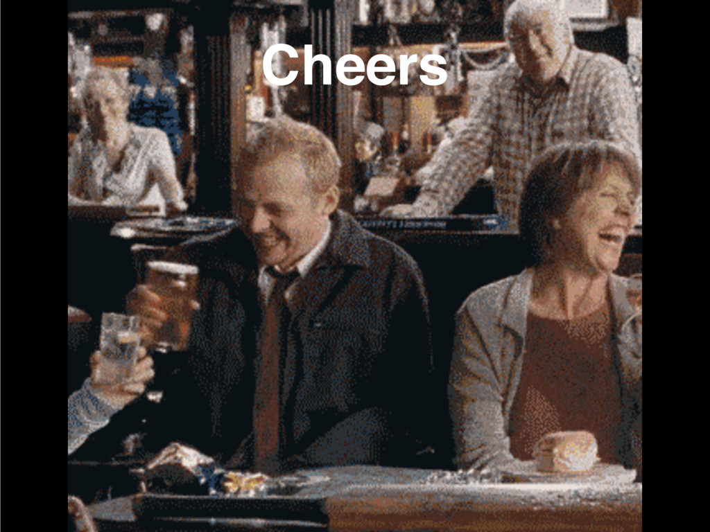 Thank you! Cheers