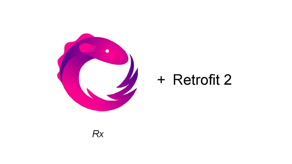 + Retrofit 2 Rx