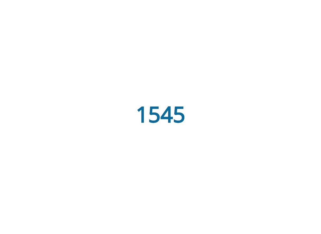 1545 1545