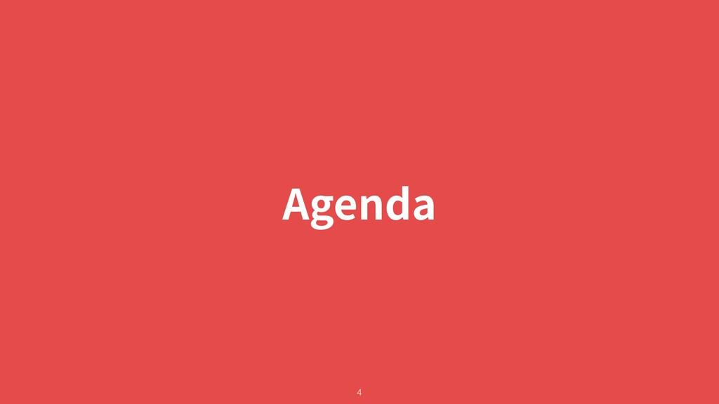 Agenda !4