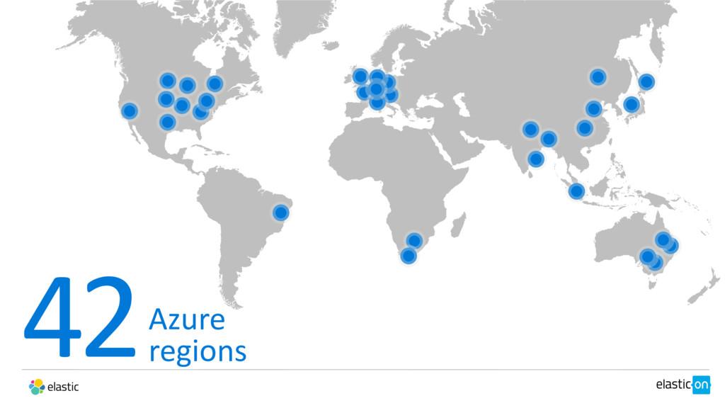42Azure regions