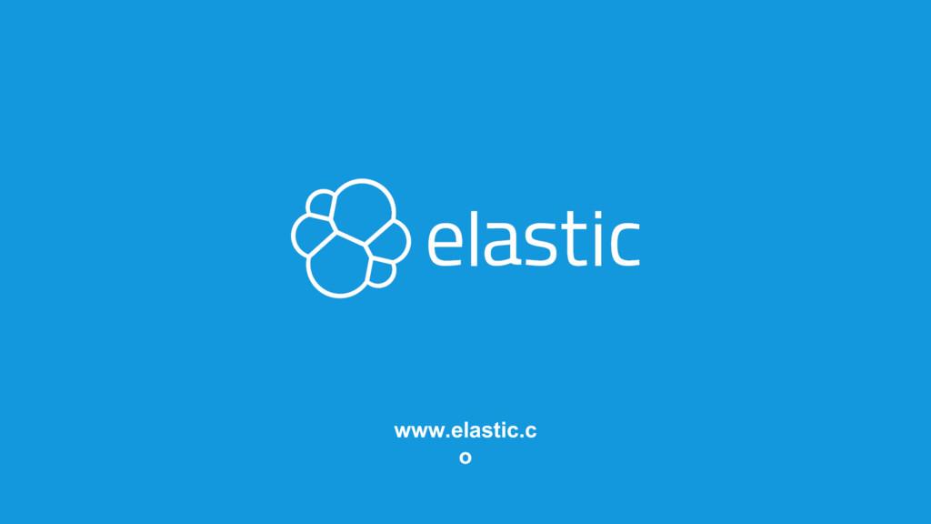 www.elastic.c o