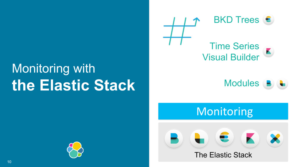 10 Monitoring with the Elastic Stack Monitoring...