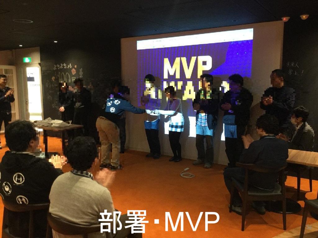 36 部署・MVP